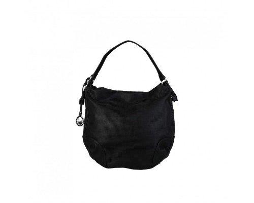 Дамска чанта  Benetton черна с една дръжка