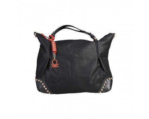 Дамска чанта Benetton черна Magritte