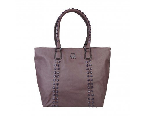 Дамска чанта Benetton модел Purple
