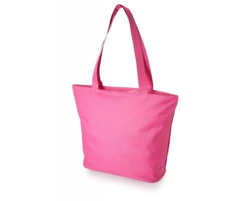 Дамска чанта за шопинг розова