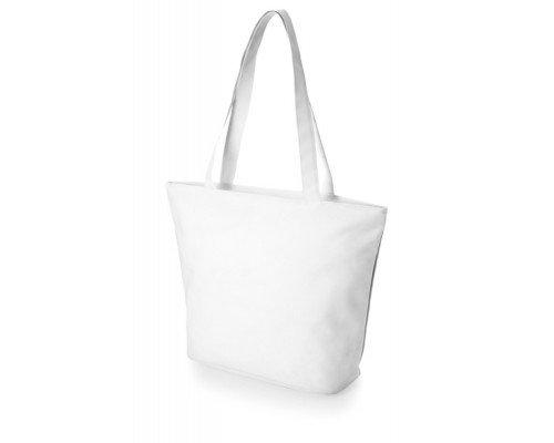 Дамска чанта за шопинг бяла