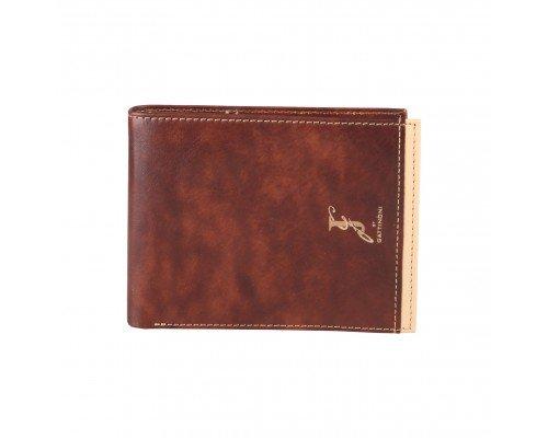 Мъжки портфейл Gattinoni цвят кафяв