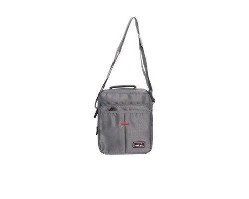 Мъжка чанта JCL Сива
