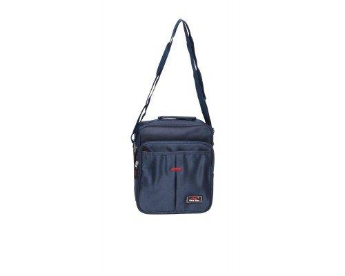 Мъжка чанта JCL Тъмно синя