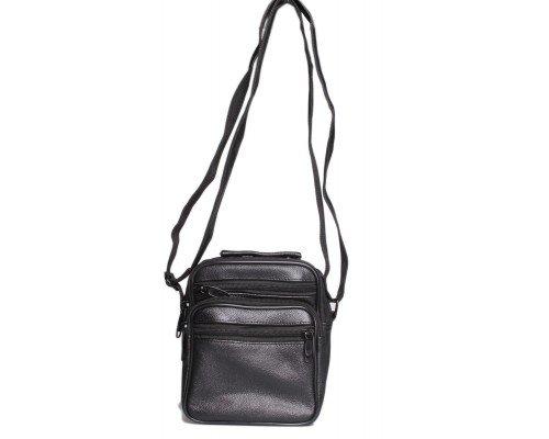 Мъжката кожена чанта JCL