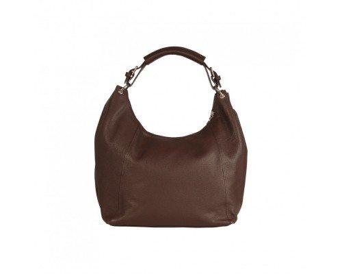 Дамска чанта Made in Italia модел Capri tmoro кафява
