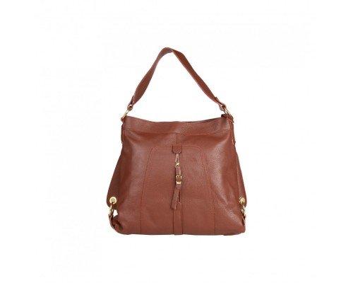 Дамска чанта Made in Italia модел Trapani marrone