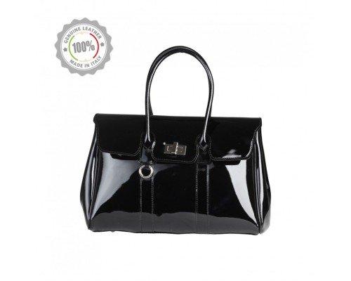 Дамска чанта Made in Italia модел Nuoro nero