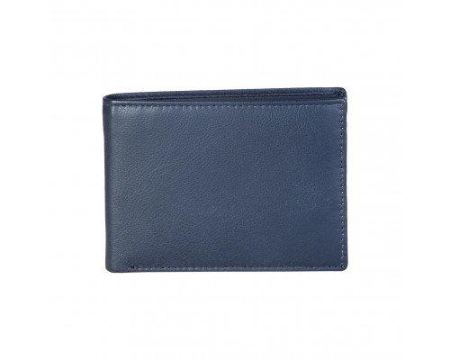 Мъжки портфейл Made in Italia тъмно син