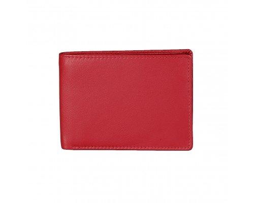 Мъжки портфейл Made in Italia червен