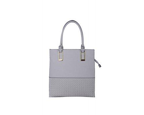 Дамска чанта Max & Enjoy бяла