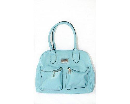 Дамска чанта Pierre Cardin синя
