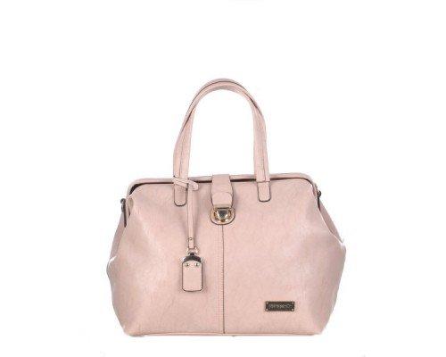 Дамска чанта Pierre Cardin розова