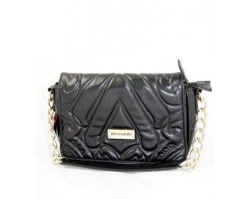 Дамска чанта Pierre Cardin черна