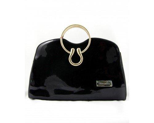 Дамска чанта Pierre Cardin черна модел Nero