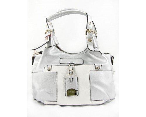 Дамска чанта Pierre Cardin модел Argento