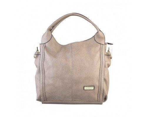 Дамска чанта Pierre Cardin модел Taupe