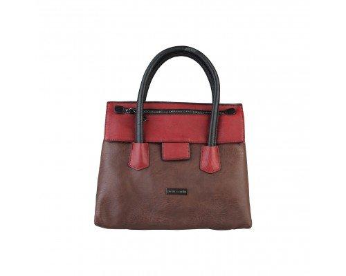 Дамска чанта Pierre Cardin модел Marrone