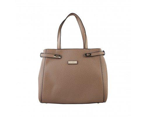 Дамска чанта Pierre Cardin модел Louis кафява