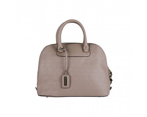Дамска чанта Pierre Cardin модел Taupe с две дръжки