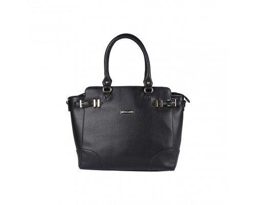 Дамска чанта Pierre Cardin модел Nero с две дръжки