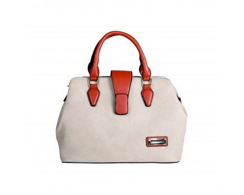 Дамска чанта Pierre Cardin модел Beige01