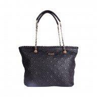 Pierre Cardin Louis black01 shoulder bag