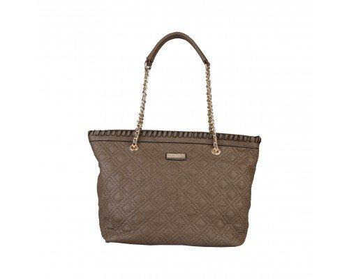 Дамска чанта Pierre Cardin модел Louis с две дръжки кафява
