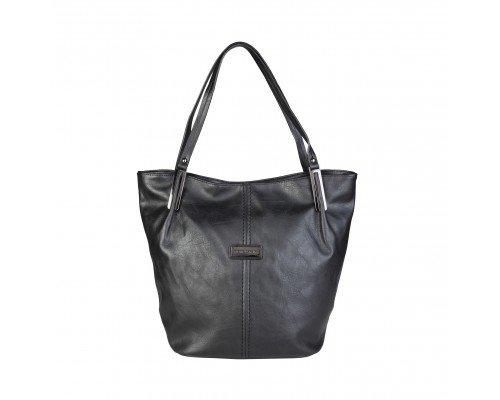 Дамска чанта Pierre Cardin черна модел Nero015