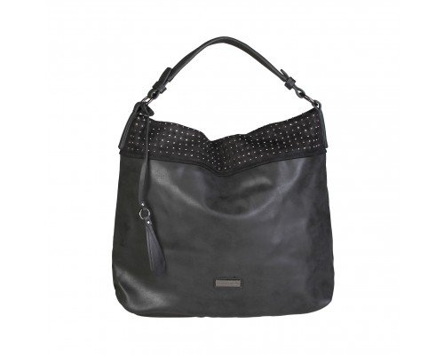 Дамска чанта Pierre Cardin с една дръжка модел Nero