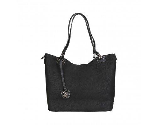 Дамска чанта Pierre Cardin черна модел Nero019