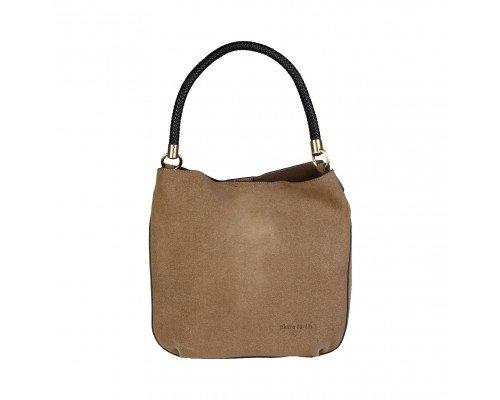 Дамска чанта Pierre Cardin две в едно с една дръжка