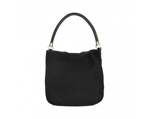 Дамска чанта Pierre Cardin две в едно черна