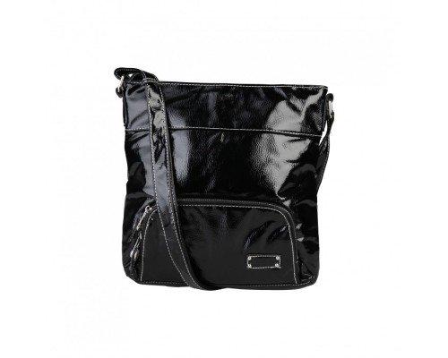 Дамска чанта за рамо Segue черна