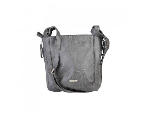 Дамска чанта Segue сива модел COBALT