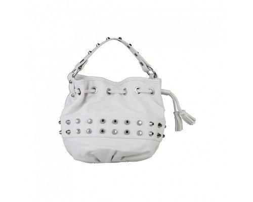 Дамска чанта Segue  бяла  модел DORLAS