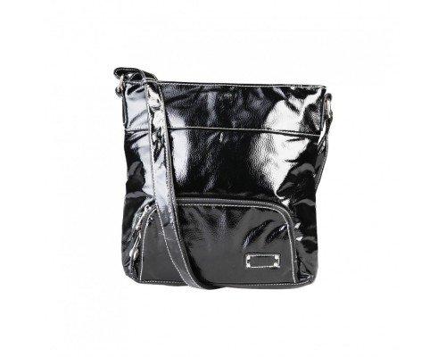Дамска чанта за рамо Segue сива