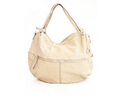 Дамска чанта Segue бежова