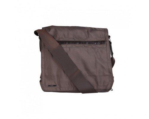 Мъжка чанта Segue кафява модел Debut