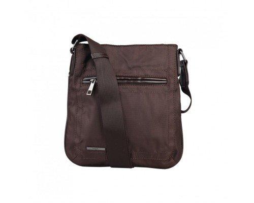 Мъжка чанта Segue цвят кафяв
