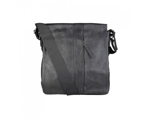 Мъжка чанта Segue модел Stam черна