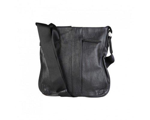 Мъжка чанта Segue цвят черен