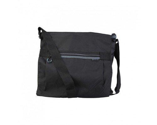 Мъжка чанта Segue модел Stream цвят черен