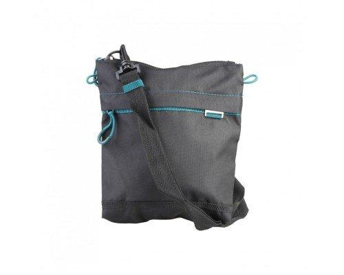 Мъжка чанта Segue модел Dacia черна