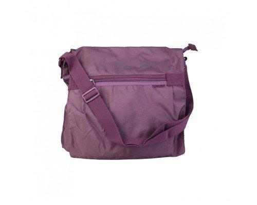 Дамска чанта Segue модел Stream лилава