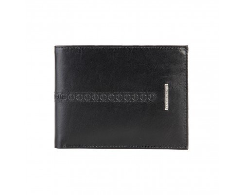 Мъжки портфейл Sergio Tacchini модел Nero01