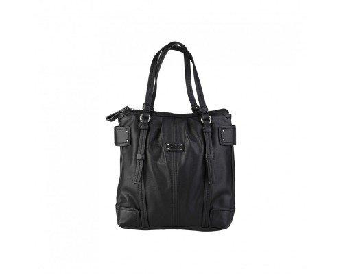 Дамска чантa черна Sisley