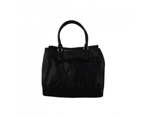 Дамска чанта Sisley с две дръжки