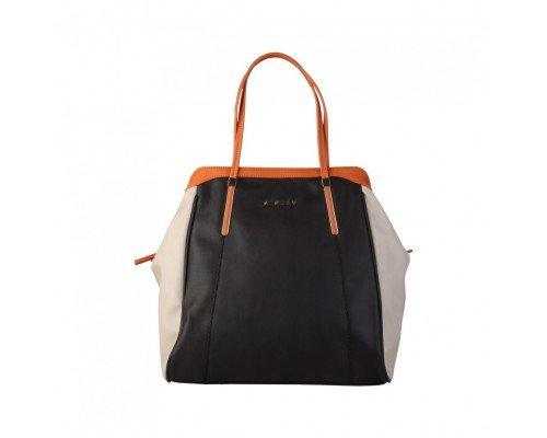 Дамска чанта Sisley три цвята