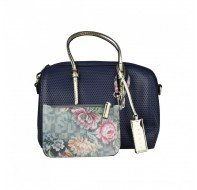 Дамска чанта Sisley синя